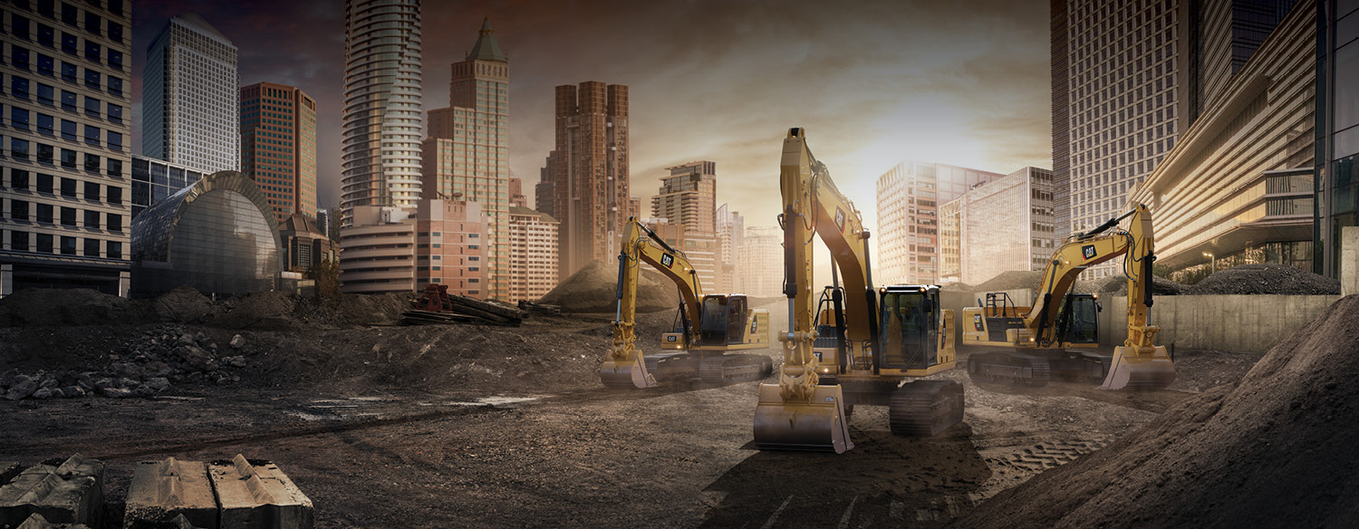 Next Gen Excavators
