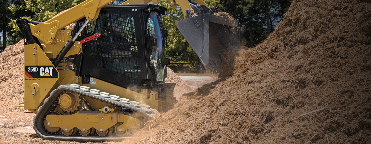 Compact Equipment | One Call Rentals - Shinnston WV